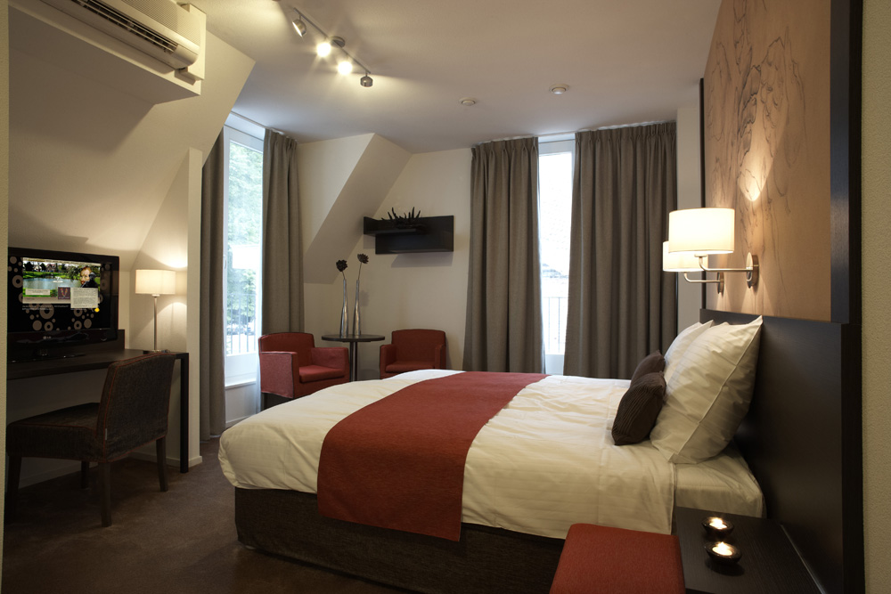 Luxury Suite at the Parkhotel Auberge Vincent