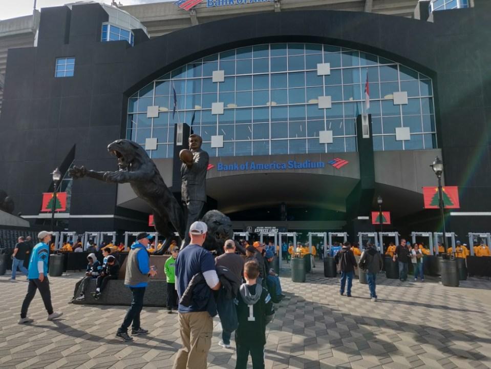 Carolina Panthers v. Seattle Seahawks