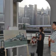 peintures-de-hong-kong-peintre-michelle-auboiron-peindre-la-ville-2 thumbnail