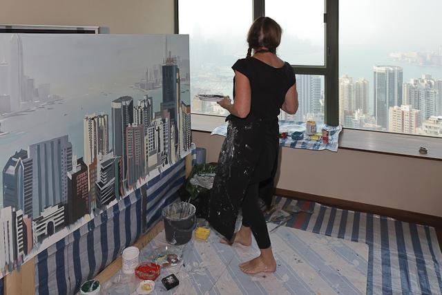 peintures-de-hong-kong-peintre-michelle-auboiron-peindre-la-ville-24