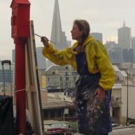 Michelle-Auboiron-Bridges-of-Fame-peinture-live-New-York-San-Francisco-2003--26 thumbnail