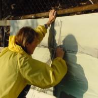 Michelle-Auboiron-Bridges-of-Fame-peinture-live-New-York-San-Francisco-2003--43 thumbnail