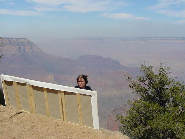 Grand Canyon - Arizona - Photo : Charles GUY - 2001