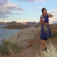 Michelle-Auboiron-Colorado-peintures-Ouest-americain-Utah-Nevada-Arizona-Californie-2001--15 thumbnail