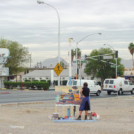 Michelle-Auboiron-Motels-of-the-50-s-peinture-live-a-Las-Vegas-17 thumbnail
