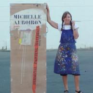 Michelle-Auboiron-Motels-of-the-50-s-peinture-live-a-Las-Vegas-13 thumbnail