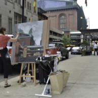 peintures-live-de-chicago-par-michelle-auboiron-34 thumbnail