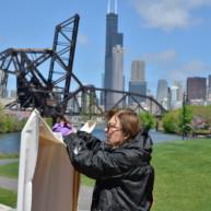 02-Saint-Charles-Air-Line-Bridge-Chicago-painting-Michelle-Auboiron-2 thumbnail