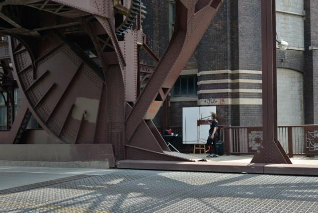 Cermak-Road-Bridge-Chicago-peinture-Michelle-Auboiron-2015-6