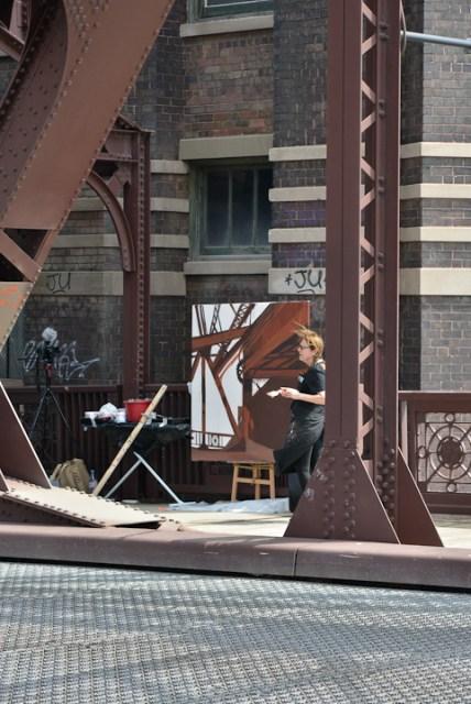 Cermak-Road-Bridge-Chicago-peinture-Michelle-Auboiron-2015-8