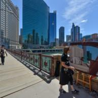 Franklin-Street-Bridge-painting-by-Michelle-Auboiron-2 thumbnail