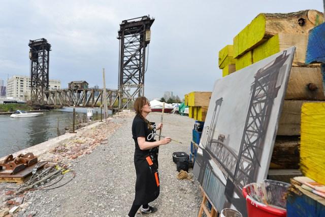 Peinture-ponts-de-chicago-Michelle-Auboiron--8
