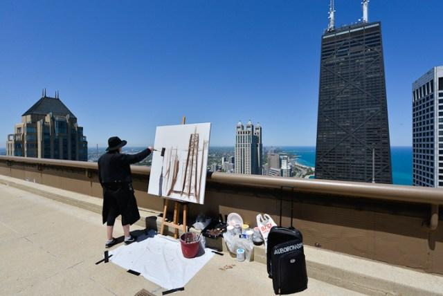 Peinture12-Deck-Chicago-painting-Michelle-Auboiron-7