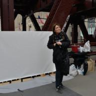 Wells-Street-Bridge-painting-by-Michelle-Auboiron thumbnail