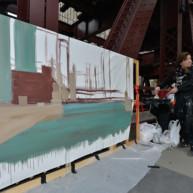 Wells-Street-Bridge-painting-by-Michelle-Auboiron-4 thumbnail