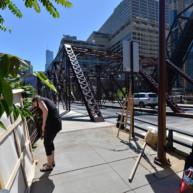 Kinzie-strett-Bridge-Chicago-painting-by-Michelle-Auboiron thumbnail
