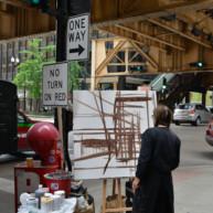 Van-Buren-Dearborn-Chicago-Paining-by-Michelle-Auboiron-3 thumbnail