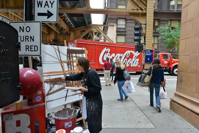 Van-Buren-Dearborn-Chicago-Paining-by-Michelle-Auboiron-4