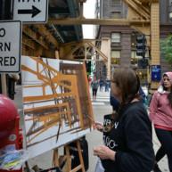 Van-Buren-Dearborn-Chicago-Paining-by-Michelle-Auboiron-7 thumbnail