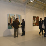 Exposition-Chicago-Express-Peintures-de-Michelle-AUBOIRON-Espace-Commines-Paris-2015-12 thumbnail