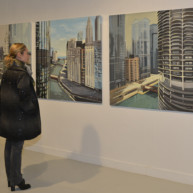 Exposition-Chicago-Express-Peintures-de-Michelle-AUBOIRON-Espace-Commines-Paris-2015-3 thumbnail