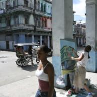 michelle-auboiron-peintre-en-action-a-la-havane-12 thumbnail