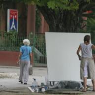 michelle-auboiron-peintre-en-action-a-la-havane-6 thumbnail