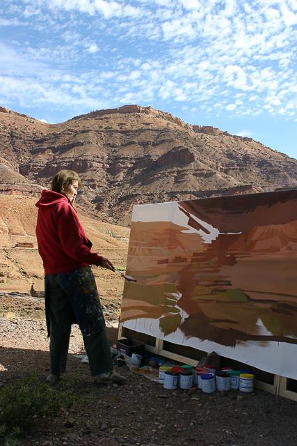 michelle-auboiron-peintre-en-action-sud-marocain--4