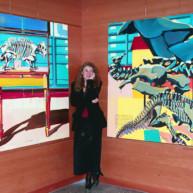 le-diplonosaure-peinture-monumentale-de-michelle-auboiron-16 thumbnail