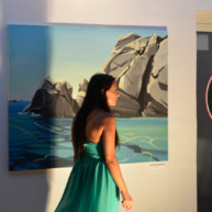 Exposition-Peintures-de-Corse-de Michelle-Auboiron-Barnes-Porto-Vecchio-2017-23 thumbnail