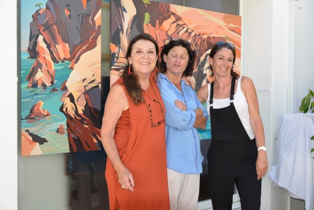 Exposition-Peintures-de-Corse-de Michelle-Auboiron-Barnes-Porto-Vecchio-2017-6