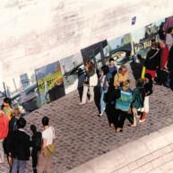 Vernissage-Exposition-Les-Ponts-de-Paris-peintures-de-Michelle-Auboiron-avec-la-galerie-Verneuil-Saints-Peres-Paris-quai-du-Louvre-20 thumbnail