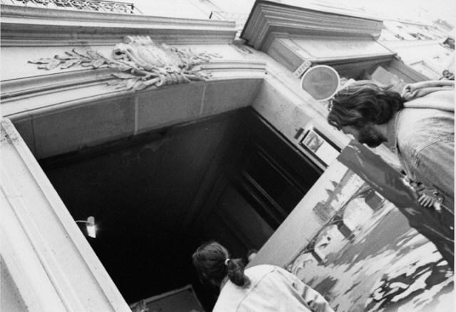 Vernissage-Exposition-Les-Ponts-de-Paris-peintures-de-Michelle-Auboiron-retour-en-fanfare-a-la-galerie-Verneuil-Saints-Peres-Paris-6