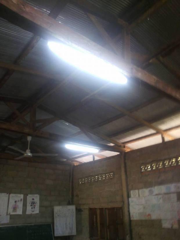 Electricien ELRE Laos Ecole 3