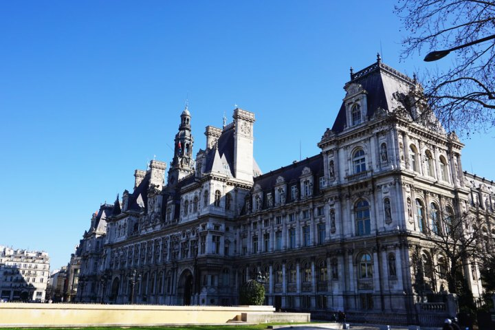 hotel ville paris mairie