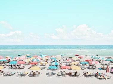 1. Confetti Umbrellas - South Beach