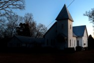 Marion Junction Baptist. The towns population has  decreased so severely, that the four churches in town share one small congregation, meeting within a different church each Sunday morning