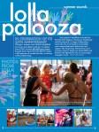 lollapalooza feature and photo slideshow