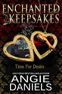 Book Cover: Time For Desire