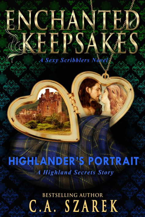 Book Cover: Highlander's Portrait