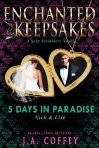 Book Cover: 5 Days In Paradise