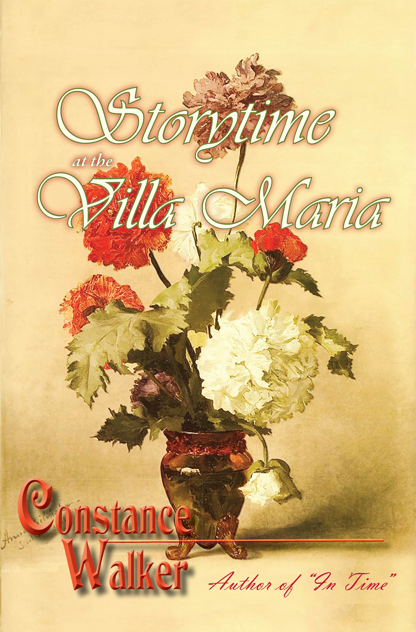 STORYTIME AT THE VILLA MARIA By Constance Walker
