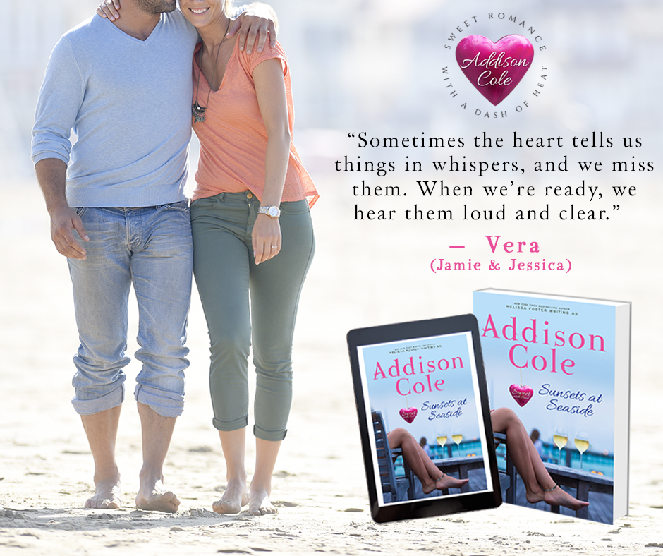 SUNSETS AT SEASIDE By Addison Cole @TastyBookTours  @Addison_Cole_