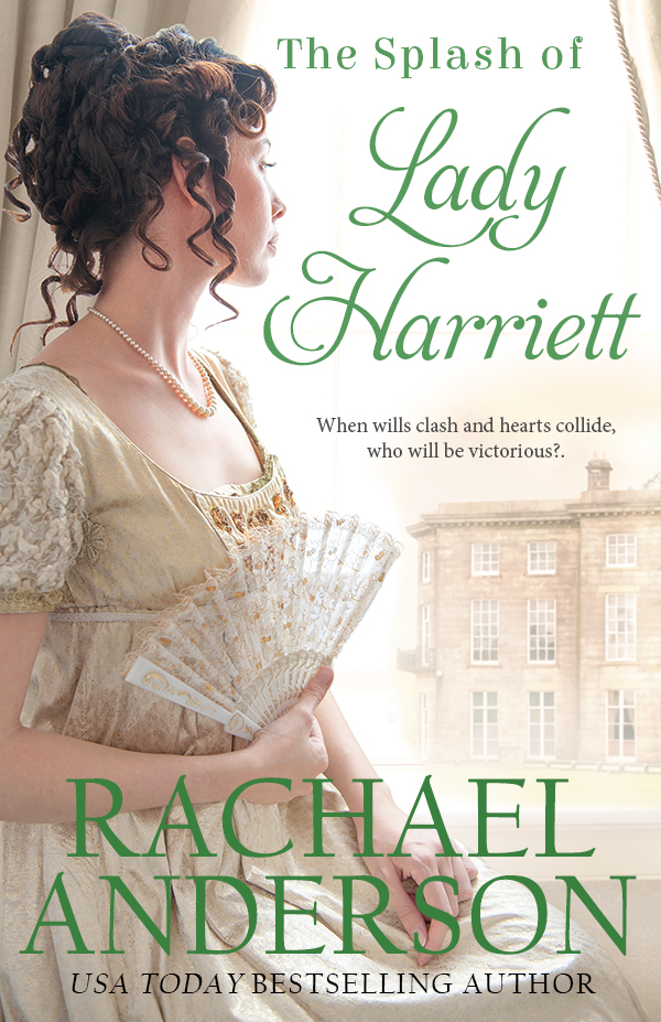 The Splash Of Lady Harriett Cover GR