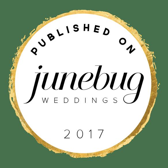 Junebug featured badge