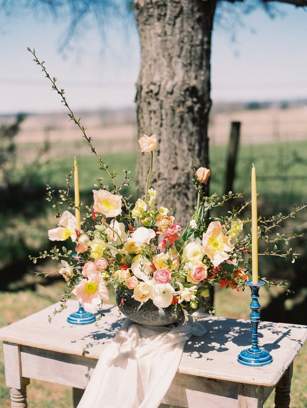 spring floral inspiration, Old Slate Farm, Auburn + Ivory, Jenny Haas