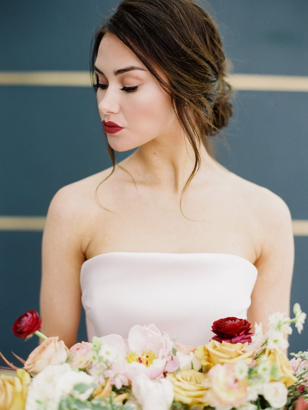 Juniper Rooftop Wedding, best columbus wedding makeup artist, Angie Warren Artistry