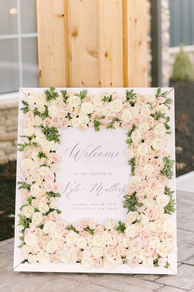 wedding signs columbus ohio