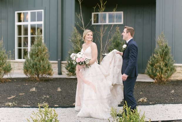 estate new albany wedding