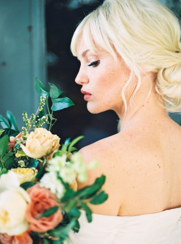 hamilton hair and makeup, gorgeous wedding hair
